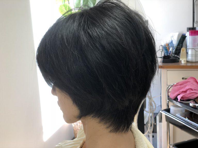 髪が多くってうまくスタイリングが出来ないあなたに‼ 阿南市 羽ノ浦町 美容室 アーティー