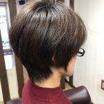 髪が多くてなかなか伸ばせない。 阿南市 羽ノ浦 美容室 アーティ