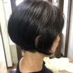 伸びての楽な髪型 阿南市 羽ノ浦 美容室 アーティ