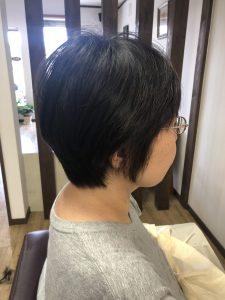 阿南 羽ノ浦 美容室 アーティ ショート