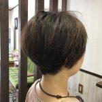 なかなか髪に時間がかけれない。阿南市 羽ノ浦 美容室 アーティ